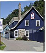 Discovery Harbour Canvas Print