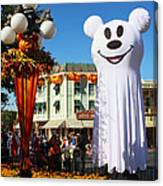 Disneyland Halloween 1 Canvas Print