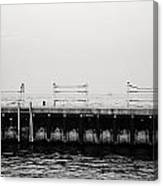 Diversey Harbor Canvas Print
