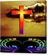 Divine Intervention Canvas Print