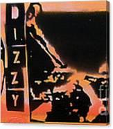 Dizzyness Canvas Print