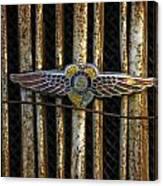Dodge Brother Emblem Canvas Print