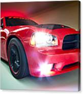 Dodge Charger Canvas Print