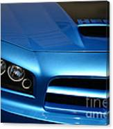 Dodge Charger Srt8 Super Bee Canvas Print
