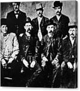 Dodge City Commission Canvas Print