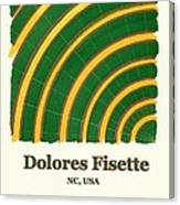 Dolores Fisette Canvas Print