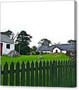 Donegal Home Canvas Print