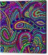 Doodle 1 Canvas Print
