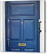 Door In Ireland 6 Canvas Print