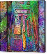 Door To The Lightness Of Being Canvas Print