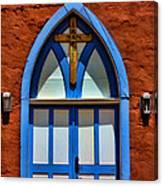 Doors To San Rafael Canvas Print