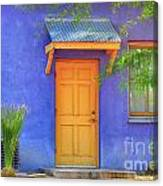 Doorway 4 Canvas Print