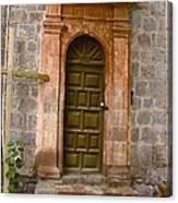 Doorway To... Canvas Print