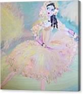 Dorothy Dancer Canvas Print