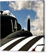 Douglas C47 Transport Canvas Print