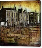 Douglas Harbour II Canvas Print