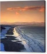 Downhill Strand, Co Derry, Ireland Canvas Print