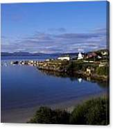 Downings, Rosguill Peninsula, Co Canvas Print