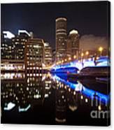 Downtown Boston Canvas Print