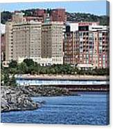 Downtown Duluth Canvas Print