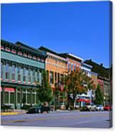 Downtown Madison I Canvas Print