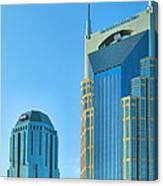 Downtown Nashville I Canvas Print