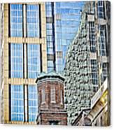Downtown Nashville Canvas Print