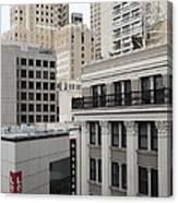 Downtown San Francisco Buildings - 5d19323 Canvas Print