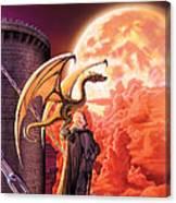 Dragon Lord Canvas Print