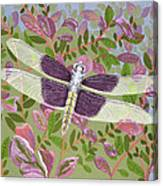 Dragonfly I Canvas Print