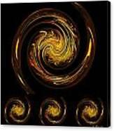 Dragons IIi Canvas Print
