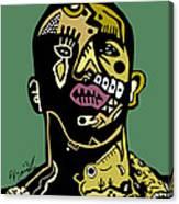 Drake Full Color Canvas Print