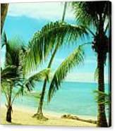 Dream Beach Canvas Print