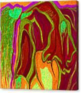 Dream In Color 2 Canvas Print