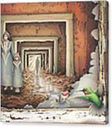 Dream Series - Transfixed Canvas Print