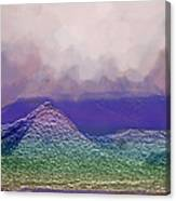 Dreaming In Technicolor Canvas Print