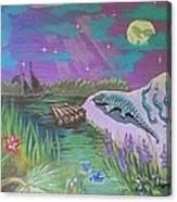 Dreams Of Forecasts Canvas Print