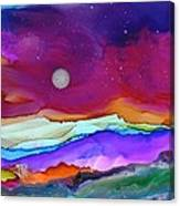 Dreamscape No. 160 Canvas Print