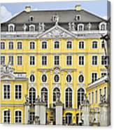 Dresden Taschenberg Palace - Celebrate Love While It Lasts Canvas Print