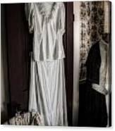 Dress Of Anna Jarvis Canvas Print