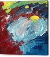 Drifting Cloud Canvas Print