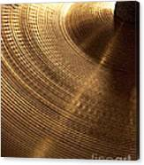 Drummers Music Canvas Print