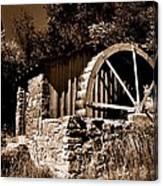 Dry Mill Canvas Print