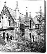 Dublin Church Canvas Print