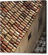 Dubrovnik Rooftop Canvas Print