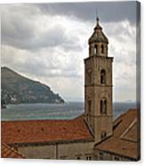 Dubrovnik View 3 Canvas Print