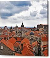 Dubrovnik View 7 Canvas Print
