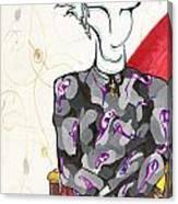 Dude 2001 Canvas Print