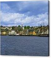 Dunbrody Emigrant Ship, New Ross, Co Canvas Print