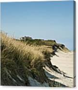 Dune Shack Canvas Print